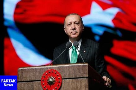 اردوغان: آمریکا بهدنبال ایجاد منطقه امن برای گروه تروریستی است