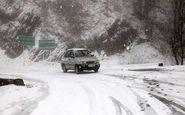 مه شدید و کولاک برف در جادههای شمال و شمالغرب/انسداد ۲۸ جاده 