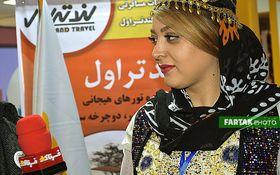 یگانه توللی دختر کرمانشاهی سفیر صلح  جهانی  به روایت تصویر