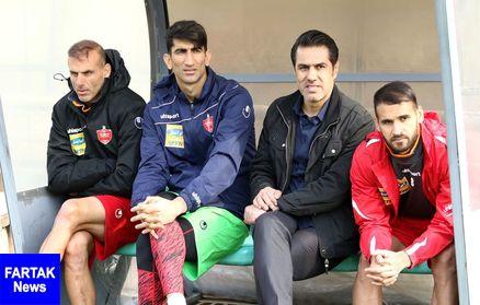 انتقال شماره یک پرسپولیس به تیم پرتغالی بههم خورد