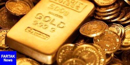 طلا در بازارهای جهان 8 دلار گران شد