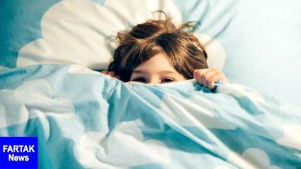 چرایی کابوس دیدن کودکان در خواب؟!
