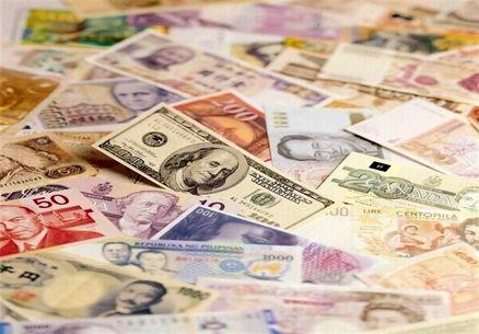 قیمت روز ارزهای دولتی ۹۸/۰۲/۲۴| نرخ ۲۳ ارز کاهشی شد