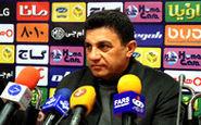 خشم قلعهنویی از انتقادات خبرنگاران مشهدی: شعارها علیه من است، من آدم بدی هستم، نمیخواهم درست شوم!