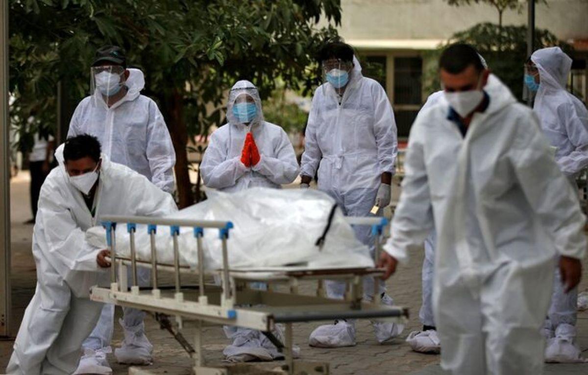 سه شنبه 11 خرداد/تازه ترین آمارها از همه گیری ویروس کرونا در جهان