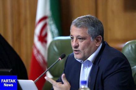 ابلاغیهای برای تغییر شهردار تهران نداشتهایم