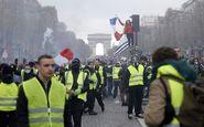 دولت فرانسه جلیقه زردها را به پایان اعتراض دعوت کرد