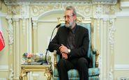 لاریجانی: ایران در عراق نیرو و دخالتی ندارد/توسعه و امنیت عراق برای ایران منفعت بسیار دارد