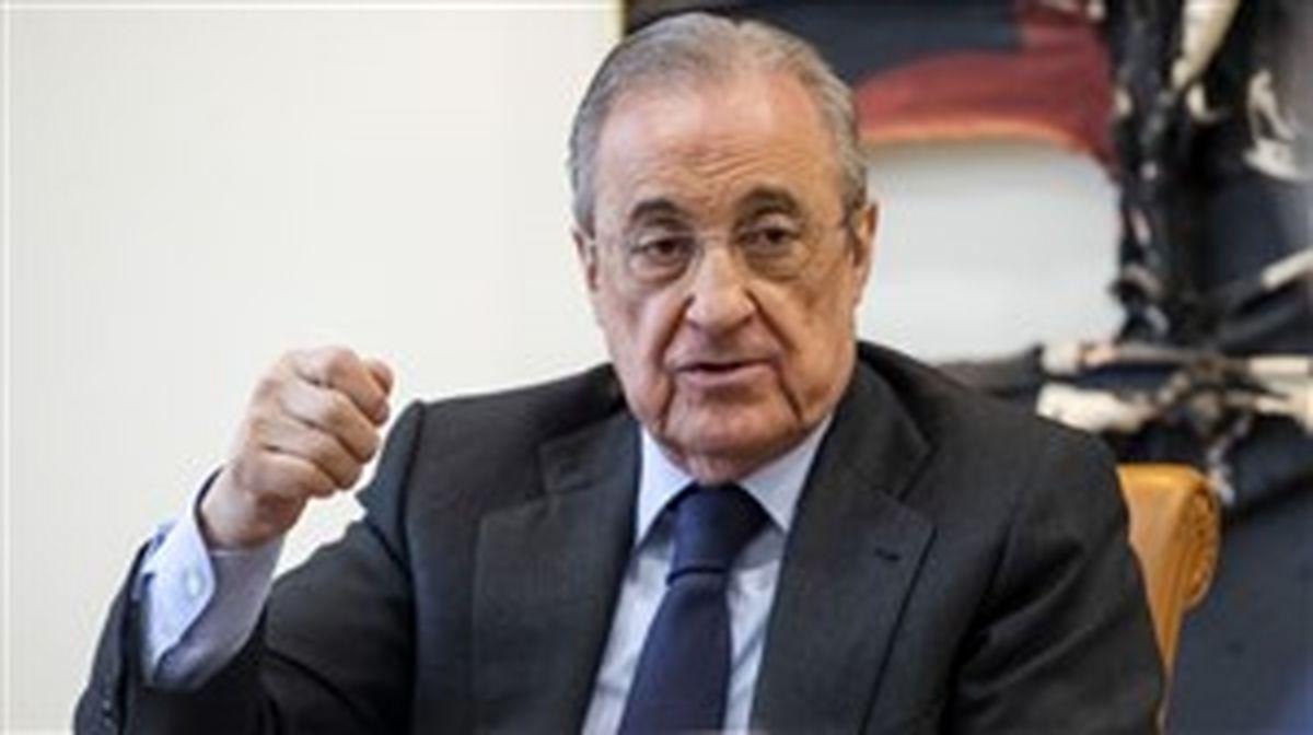 باجخواهی نافرجام 10 میلیون یورویی از رئال