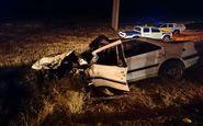 تصادف سه دستگاه خودرو در قروه