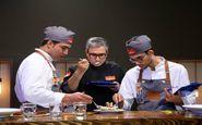 آشپزی مردان بازیگر در