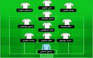 تیم منتخب هفته پانزدهم لیگ برتر/ استقلالیترین تیم فصل