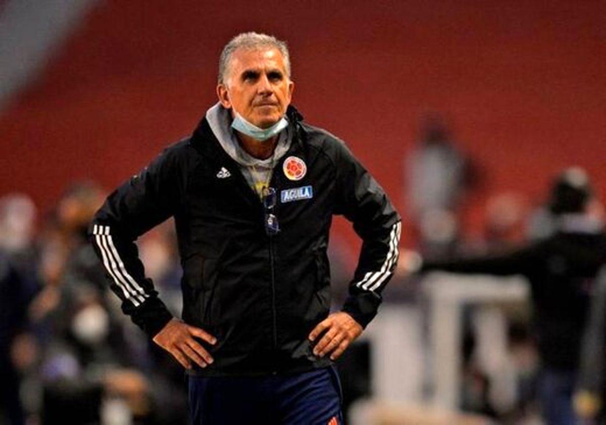 کیروش در یک قدمی تیم ملی عراق