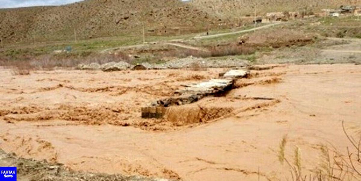 رگبار باران مهمان پایان هفته مازندرانیها/ احتمال وقوع سیلاب در استان