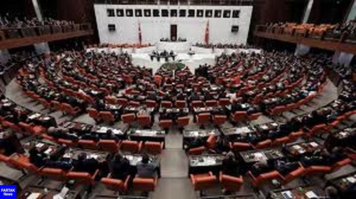 پارلمان ترکیه با اعزام نیرو به جمهوری آذربایجان موافقت کرد