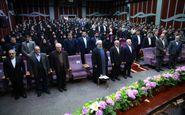 رئیس جمهور به دانشگاه فرهنگیان رفت