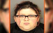 سارا 18 ساله معلمش به خاطر مواد با چاقو تهدید به مرگ کرد+عکس