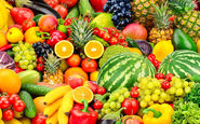 میوه هایی که منبع فیبر هستند
