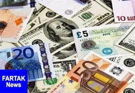جزئیات قیمت رسمی انواع ارز در پنجشنبه ۱۶ آبان ۹۸