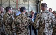 تاکید آلمان بر ادامه حمایتهایش از پیشمرگهای کرد عراق