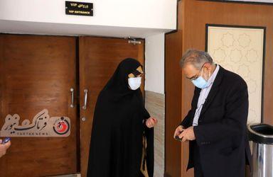 همایش مهاجرین افغانستان در ایران  - فاطمه نکو لعل آزاد