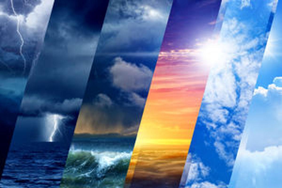 امروز در کدام استانهای کشور شاهد بارش باران خواهیم بود؟