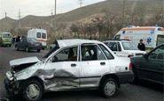 عدم حضور پلیس در تصادفات خسارتی