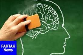از جمله نشانههای بروز اختلال در حافظه