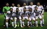 اعلام ترکیب تیم فوتبال امید ایران برای دیدار با ترکمنستان