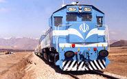 برخورد قطار مشهد-اصفهان با شتر