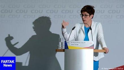 تعهد وزیر دفاع جدید آلمان به افزایش بودجه نظامی