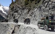 افزایش حضور نظامی هند در مرز با چین