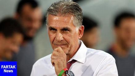 فدراسیون فوتبال برای تمدید قرارداد کی روش دست به دامن رئیس جمهور شد!
