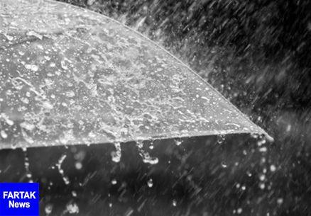 آخرین وضعیت بارشهای ایران/ رشد ۱۱ درصدی بارش ها نسبت به متوسط درازمدت