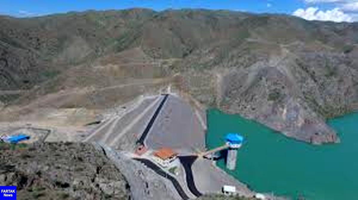 اختصاص آب سد حاجیلارچای برای احداث مجتمع شیلاتی در ورزقان