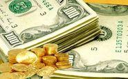 آخرین قیمت طلا، سکه و ارز در روز یکشنبه