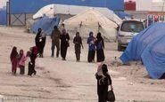 خروج بیش از ۲۰۰۰ تن از آخرین پایگاه داعش در شرق سوریه