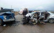 حادثه رانندگی در شوشتر پنج مصدوم برجا گذاشت