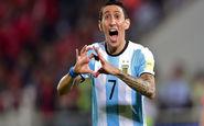 فوری؛ فوقستاره تیم ملی آرژانتین مصدوم شد