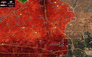 جان باختن ۸ غیرنظامی در حملات تروریستها به حلب
