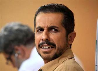 جواد رضویان وسط دو اسطوره سینمای ایران/ عکس