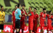 مظفری: داور بازی سپاهان و پرسپولیس دو پنالتی نگرفت