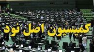 تعیین تکلیف پروندههای زمین خواری در کمیسیون اصل نود مجلس