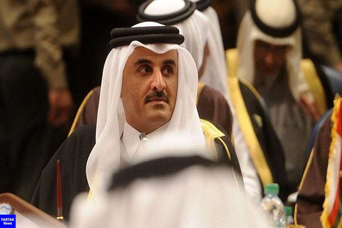 امیر قطر: طی روزهای آتی مشارکت خود را در بازسازی بیروت اعلام خواهیم کرد