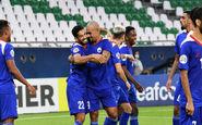 کار سخت پرسپولیس مقابل تیم اماراتی