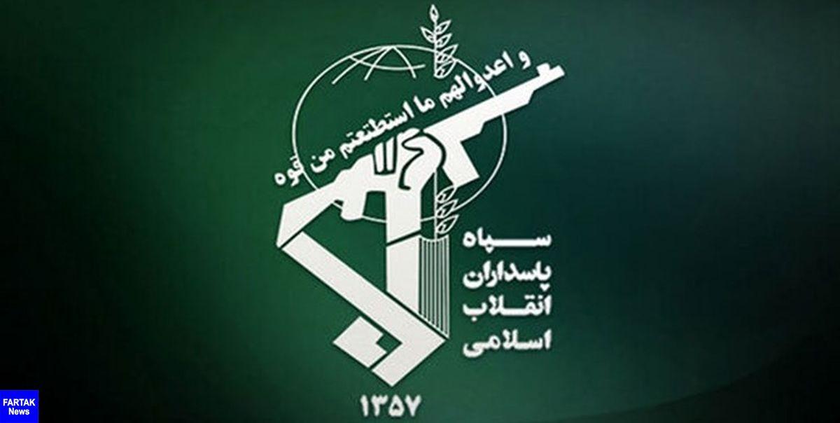 فرمانده یگان امنیت سپاه روح الله استان مرکزی دعوت حق را لبیک گفت