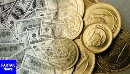 آخرین قیمت طلا، سکه و ارز در روز شنبه