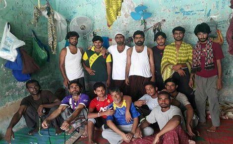 جزییات آزادی ۳ صیاد بلوچِ در بند دزدان دریایی سومالی / ۱۴ صیاد دیگر هنوز در بند گروه تروریستی