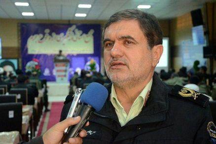 کشف یک تن مواد مخدر در استان سمنان/رشادت ماموران نیروی انتظامی در تیراندازی و تعقیب و گریز