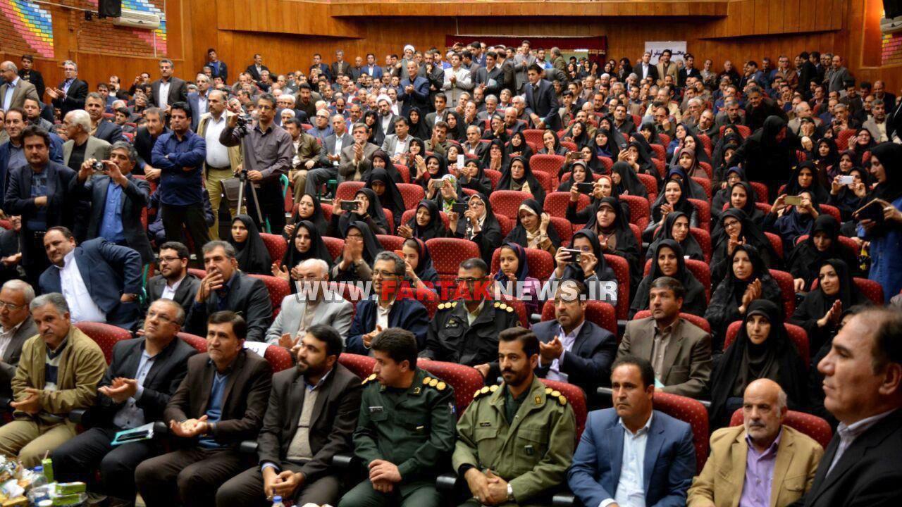 گزارش تصویری از تکریم و معارفه مدیرکل آموزش و پرورش استان کرمانشاه